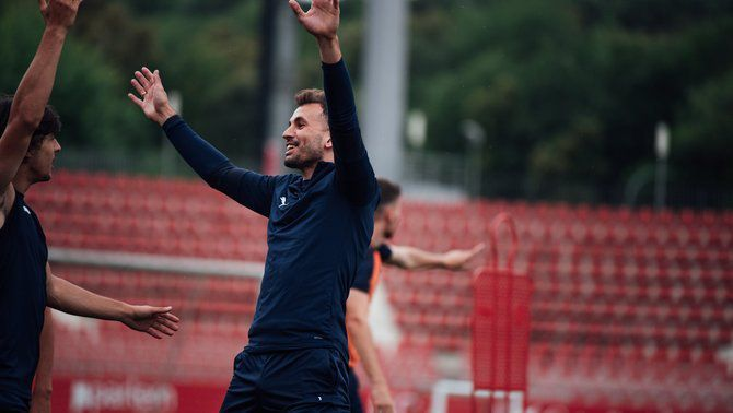 Stuani, fora de la llista definitiva per la Copa Amèrica, podrà ajudar al Girona a la final del play-off