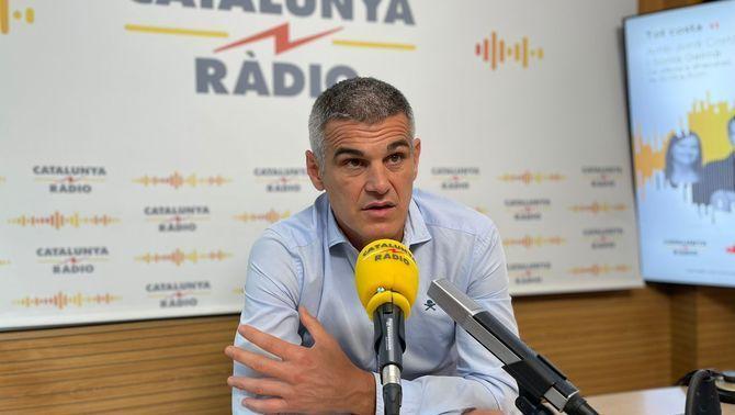"""Enric Masip: """"El projecte de Xavi Pascual estava acabat després de 12 anys"""""""