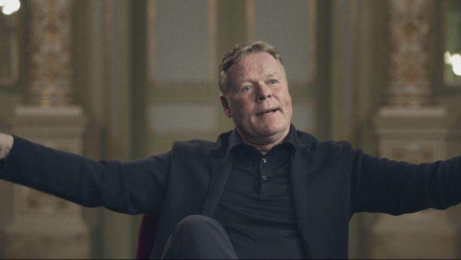 """Imatge del documental """"Força Koeman"""", que es pot veure actualment als Països Baixos"""