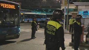 La vaga triomfa a Madrid