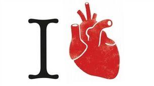 El logotip de La Marató de TV3 2014, dedicada a les malalties del cor