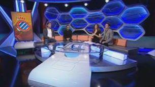 Hat trick Espanyol - Programa sencer - 08/02/2015