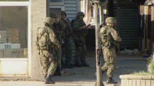 Conflicte a la frontera entre Macedònia i Kosovo