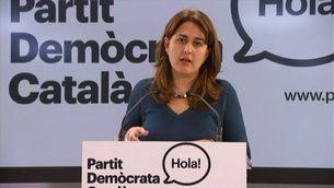 Suport del PDC a Mas, Ortega i Rigau
