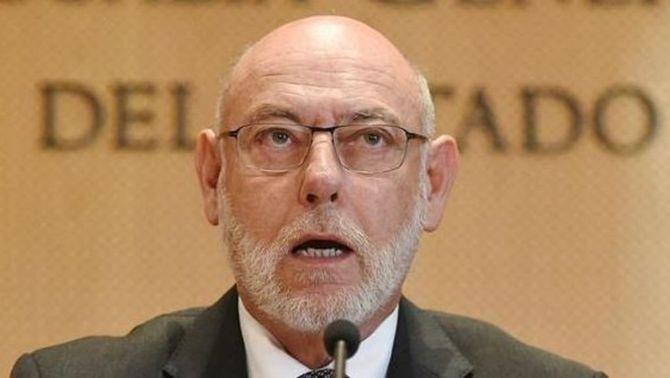 José Manuel Maza, fiscal general de l'Estat (EFE)