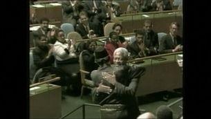 Mor Kofi Annan, el secretari general de l'ONU que va haver de lidiar amb la guerra de l'Iraq