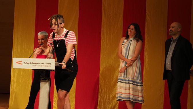 El raper Lildami guanya el Premi Cerverí a la millor lletra de cançó en català