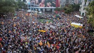 """Portada Terribas: """"Hi ha dies que duraran anys, i el 20S del 2017, a Catalunya, n'és un"""""""