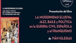 Iván Iglesias retrata el jazz a Espanya durant la guerra i el franquisme