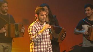 """Imatge de:La Marató: Cesk Freixas canta """"El món"""", de Jimmy Fontana"""