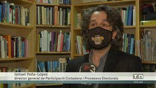 8 milions d'euros de sobrecost en unes eleccions en el marc de la Covid
