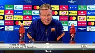 A Budapest, sense Messi, Coutinho ni Ter Stegen