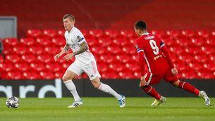 Kroos es perd l'inici de la Lliga amb el Reial Madrid