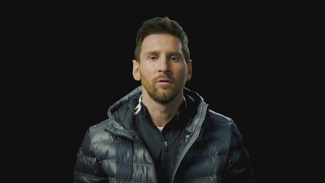 Messi i la Federació, junts per la cardioprotecció del futbol català