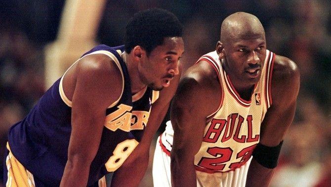 L'últim missatge que Kobe Bryant va enviar a Michael Jordan