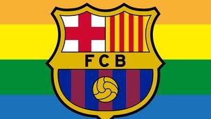 El Barça, en defensa del col·lectiu LGTBI després de la polèmica amb la UEFA