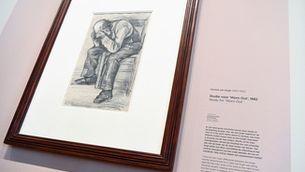 """El tema de l'home cansat o """"cremat"""" és recurrent a l'obre de Van Gogh"""
