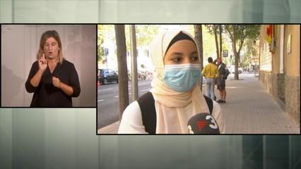 Una noia de 13 anys, víctima d'una agressió racista - Llengua de signes