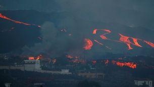 EN DIRECTE | L'erupció de La Palma ja és la que més superfície de l'illa ha cobert en 500 anys