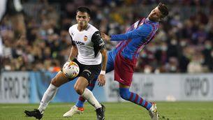 El Barça, amb novetats a la defensa