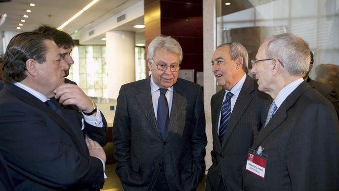 L'expresident Felipe González defensa suprimir les diputacions
