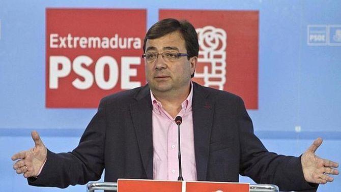 """Fernández Vara sobre l'escissió de vot del PSC al Congrés: """"Va ser bonic mentre va durar"""""""