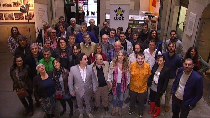 Un grup d'observadors internacionals que seguiran el 9-N.