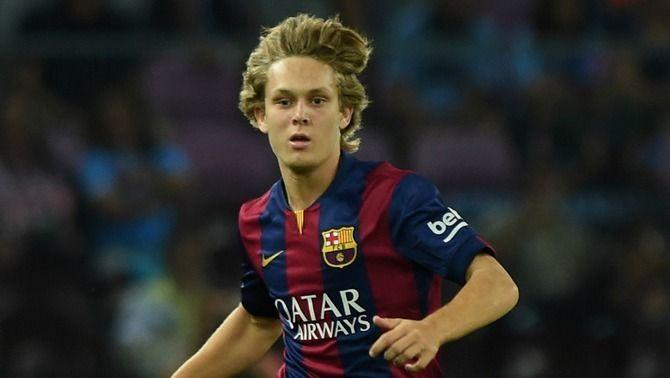 Acord FC Barcelona-Hamburg pel traspàs d'Alen Halilovic al conjunt alemany amb una opció de recompra