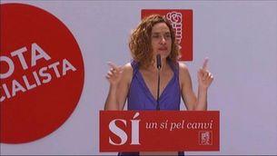 El PSC diu que el vot a Podem és un vot perdut