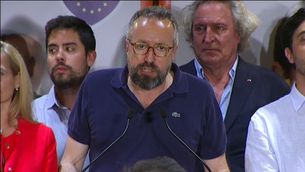 Joan Carlos Girauta valora els resultats electorals
