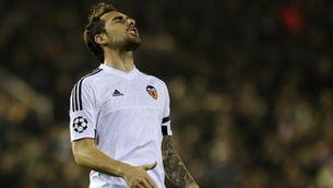 Paco Alcácer demana anar al Barça