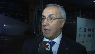 Alejandro Blanco diu que el COC va en contra de la normativa