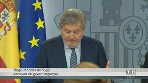 El govern espanyol avisa que la Fiscalia intervindrà si la compra d'urnes es materialitza