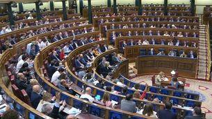 El Congrés aprova els pressupostos gràcies al suport del PNB