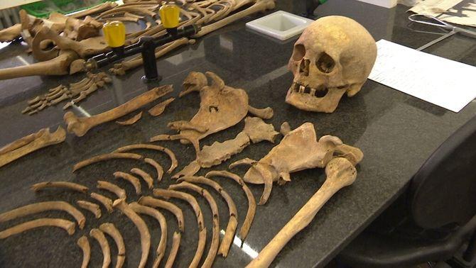 Identifiquen per primer cop amb ADN un cos trobat en una fossa de la Guerra Civil
