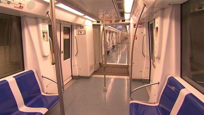 Dues estacions de l'L10 Sud del metro a Zona Franca, en servei el 8 de setembre