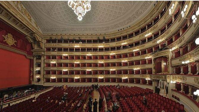 El teatre Scala de Milà (Wolfgang Moroder/Wikipedia)