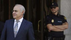El jutge del Suprem Pablo Llarena (EFE)