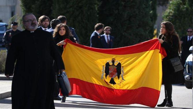 La llei de memòria democràtica evitaria una seu de la Fundació Francisco Franco a Barcelona