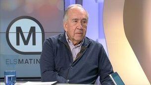 """Joan Margarit: """"Espanya encara és un país que em fa por"""""""