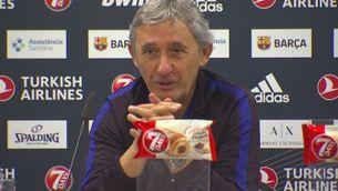Pesic sobre el possible retorn de Pau Gasol al Barça
