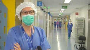 Els hospitals catalans es preparen per un possible rebrot a la tardor