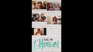 "Live capítol final: superaries les proves de les actrius de ""Les de l'hoquei""?"