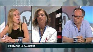 """Magda Campins: """"Seria ideal fer una vacunació universal de la grip"""""""