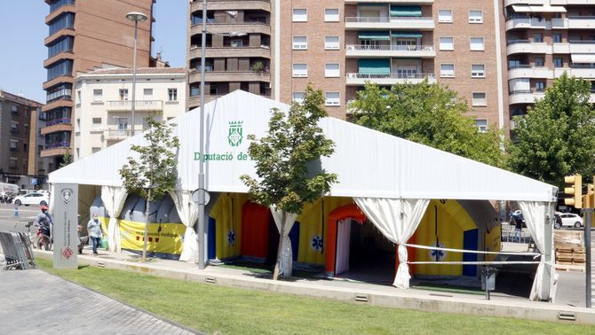 El govern confina Lleida i els municipis del Baix Segre per frenar la Covid