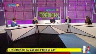 """Especial """"Tot es mou amb La Marató"""""""