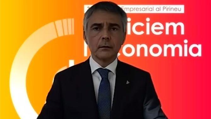 La reactivació econòmica després de la covid-19 centra la 31a Trobada Empresarial al Pirineu, celebrada de forma virtual