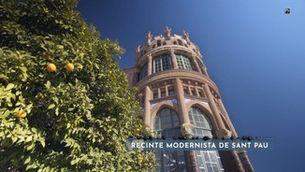 """El Recinte Modernista de Sant Pau, passa a la final de """"Batalla monumental""""!"""