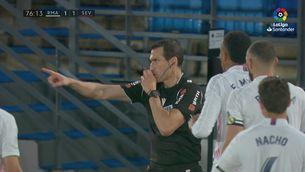 Resum del Madrid-Sevilla (2-2)