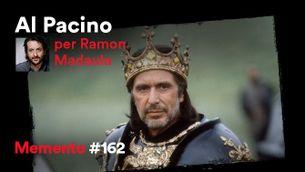 Al Pacino, per Ramon Madaula: el risc permanent